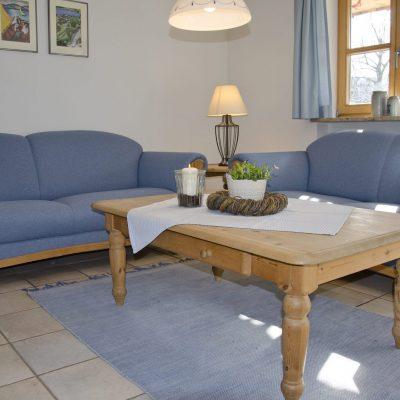 Blaue Wohnung 1