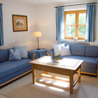 Die Blaue Wohnung 2