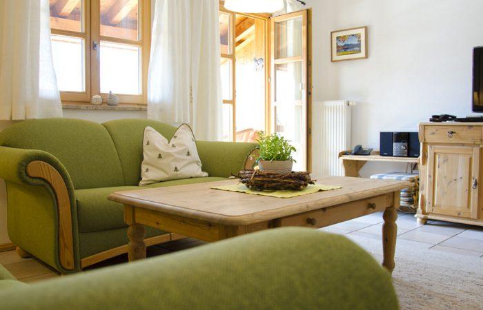 Die Grüne Wohnung